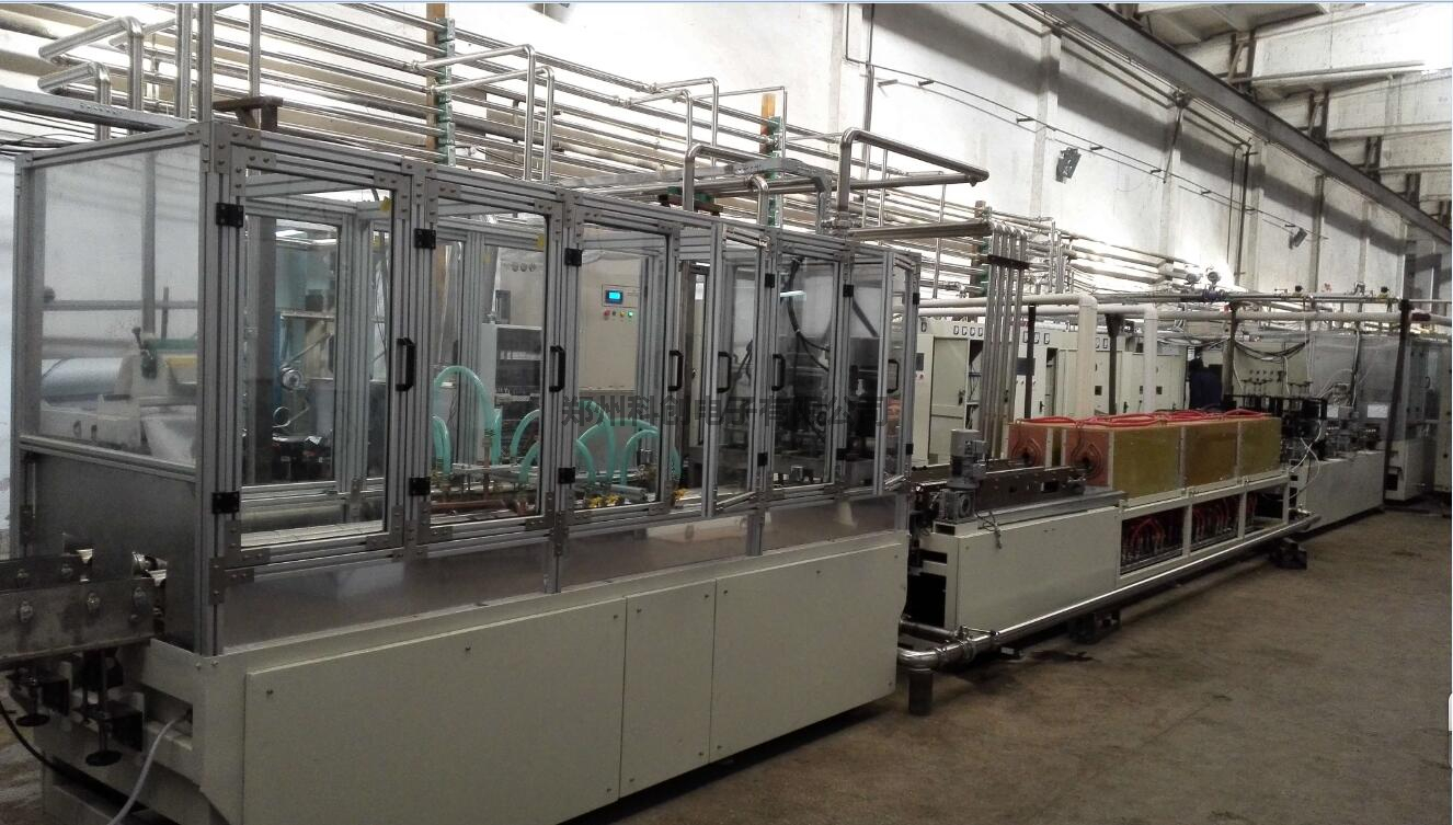 防撞梁管熱處理生產線